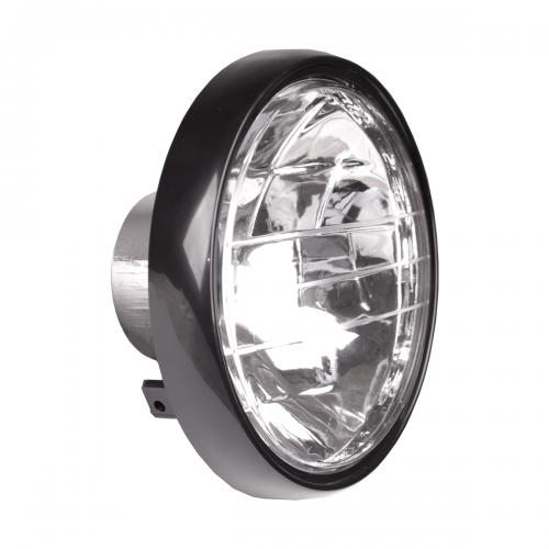 Bloco Óptico Adaptável p/ CG 150 04-08 c/ Aro do Farol (montado)