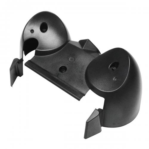 Carcaça Inferior do Painel Adaptável p/ YBR 125 Factor 09-2014
