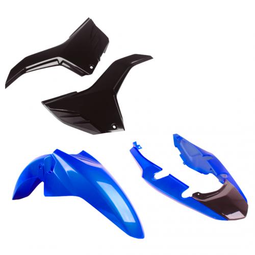 Kit Fan 150cc 2014-15 - Cores Pintadas