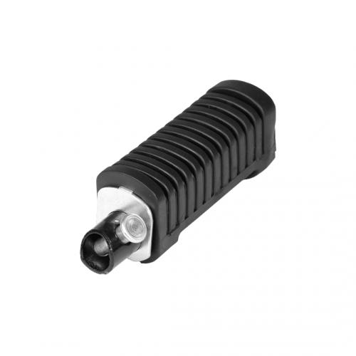 Pedaleira Traseira (Direita) Adaptável p/ NXR Bros 150/160